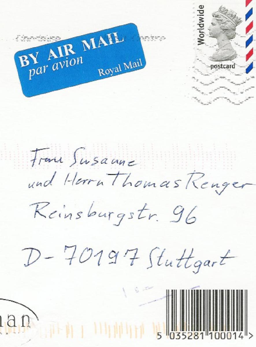 Briefumschlag Beschriften Grundschule : Wie sprechen wir deutsch جملات و اصطلاحات کاربردی ساده