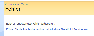 SharePoint Grrrr!