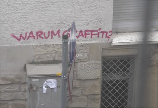 Warum Graffiti?
