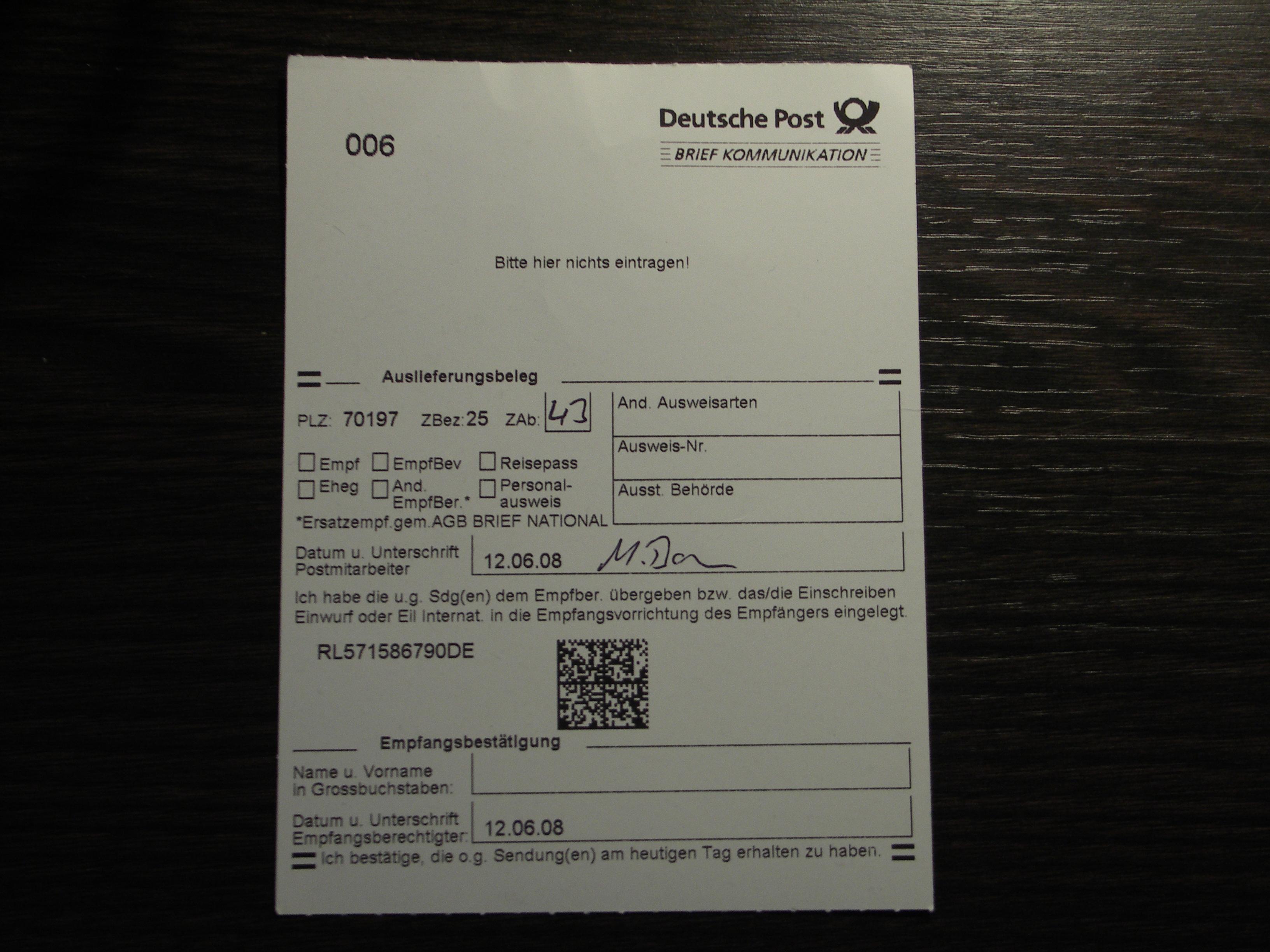 Briefk Sten Saarbr Cken deutsche post briefkasten briefkasten deutsche post schnellerstra e 21 in niedersch neweide