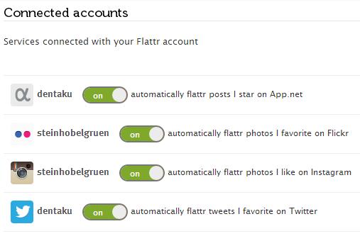 SuperFav jetzt in Flattr eingebaut.