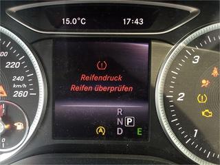 Reifendruck: Reifen überprüfen