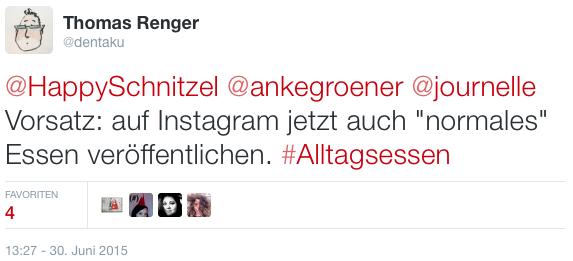 @HappySchnitzel @ankegroener @journelle Vorsatz: auf Instagram jetzt auch