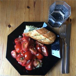 Tag1: Tomatensalat