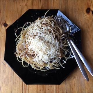 Tag 6: Spaghetti