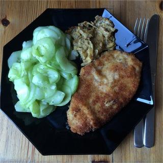 Tag 7: Schnitzel