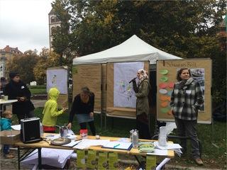 Bürgerbeteiligung in Stuttgart West